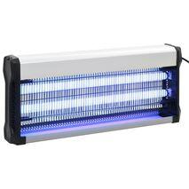 vidaXL Εντομοπαγίδα Ηλεκτρική 40 W Μαύρη από Αλουμίνιο και ABS