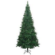 vidaXL Χριστουγεννιάτικο Δέντρο Τεχνητό Πράσινο L 240 εκ.
