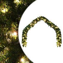 Γιρλάντα Χριστουγεννιάτικη 20 μ. με Λαμπάκια LED