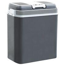 vidaXL Ψυγείο Φορητό Θερμοηλεκτρικό 24 Λίτρα 12 V 230 V A+++
