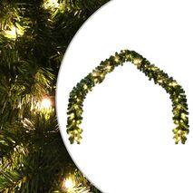 Γιρλάντα Χριστουγεννιάτικη 10 μ. με Λαμπάκια LED